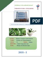 FARMACOBOTANICA INFORME 1