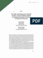 A School Reform Model