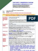 Извештај са службеног пута у Литванију на трениг тренера о организационом развоју