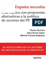 Lo que España necesita - Vicenç Navarro, Juan Torres López, Alberto Garzón Espinosa.pdf