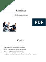 Proiect marketing-capsatorul.ppt