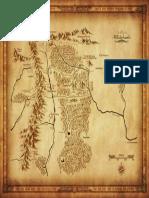 Adventurer's Map