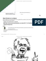 Albert Einstein en La Habana - Juventud Rebelde - Diario de La Juventud Cubana