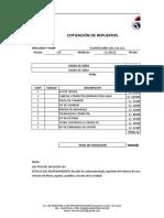 Presupuesto Cg 250 - Zongshen