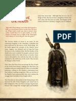 Dunedáin of the North