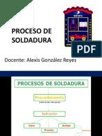 Proceso Soldadura