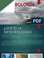 Qué Es La Meteorología