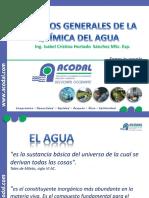 1. Aspectos Generales de La Quimica Del Agua