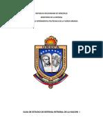 la resistencia indigena y los periodos preindependentistas de venezuela