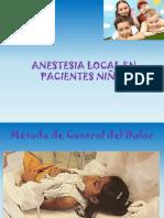 4 Anestesia Local