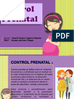 Contro Prenatal