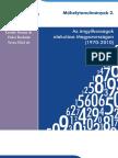 KSH tanulmányok - öngyilkosságok 2010-ig