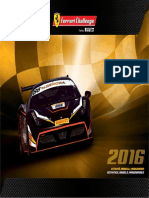 Ferrari Challenge Brochure