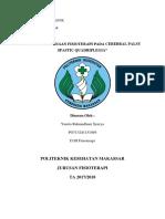 Laporan Kasus Cerebral Palsy Di YPAC