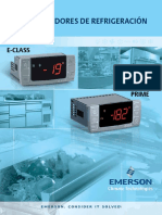 Controladores de Refrigeración