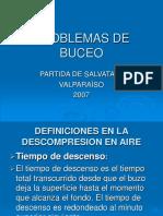 PROBLEMAS DE BUCEO.ppt