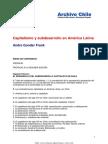 09. Gunder Frank, A. Capitalismo y subdesarrollo en AL.pdf