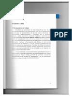 Martín. Clima de trabajo y Participación en la organización y Funcionamiento de los centros educativos
