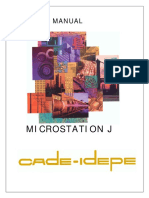 M.microstation VJ _CADE