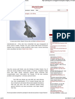 Upgrade Kemampuan Chengdu J-20 China