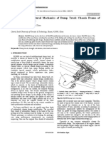2014 Wei Z,G and Based on the Structural Mechanics of Dump Truck Chassis Frame of Design Improvement.pdf