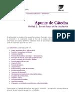2) Rivolta, M. y  Benavides, L. (2017), Apunte de cátedra Unidad 2. Bases físicas de la circulación y respiració.pdf