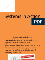 physical systems lesson