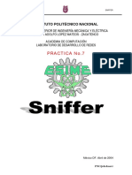 PracticaNo.7Sniffer