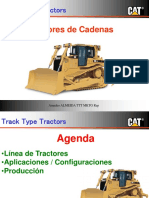 Tractores de Cadena Ttt Cust Ferreyros