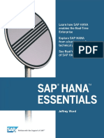 SAP HANA Essentials