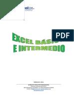 Excel Basico e Intermedio