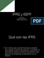 IFRS Y EEFF