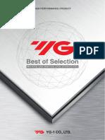 YG-1 คัตติ้งทูล by PTSC
