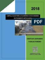 Cartilla Guia Para La Elaboración de Andenes en Pavimento Articulado. (1)