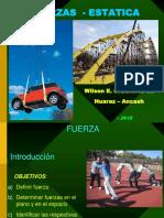 Fuerza Estatica para Ing°.pptx
