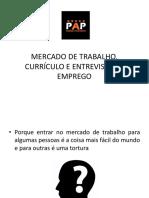 Mercado de Trabalho 4