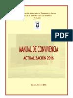 Manual de Convivencia Actualización 2016 (1) 2