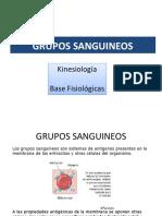 Grupos Sanguineos