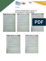 Carta de Presentacion, Instrumento Inteligencia Emocional de Las Cincos Familas Monica Jimenez