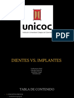 Presentación Dientes vs Implantes