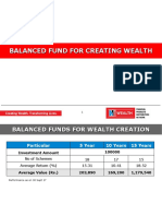 Balanced Fund Presentation