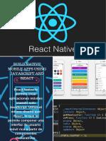 Introduccion a React Native