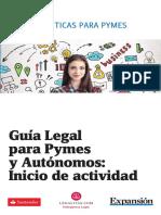 Guia Legal Para Pymes