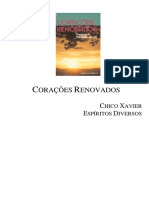320 Coracoes Renovados - Espiritos diversos - Chico Xavier - Ano 1988.pdf