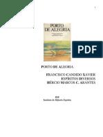 335 Porto de Alegria - Espiritos diversos - Chico Xavier - Ano 1990.pdf