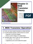 2016 Ch2-MOS Transistors