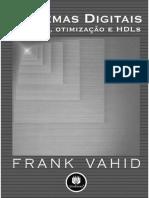 Sistemas Digitais - Projetos de Otimização e HDLs - VAHID