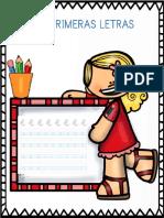 Super Cuaderno de Lectoescritura Mis Primeras Letras