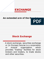 Stock Exchanges Introduction SIR[1]