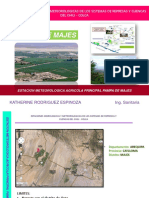 Estacion_meteorologica Agricola Principal Pampa de Majes